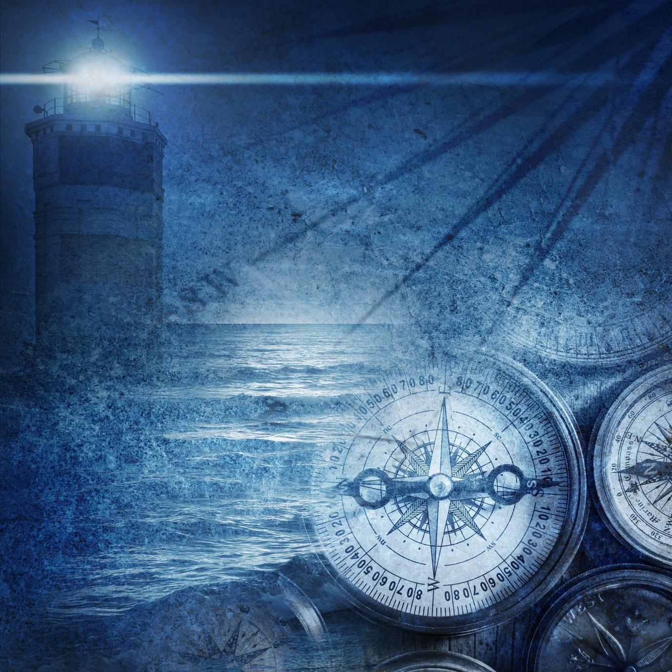 Der Coach unter Segeln die Navigationshilfe durchs Leben - © Tryfonov / Fotolia.com