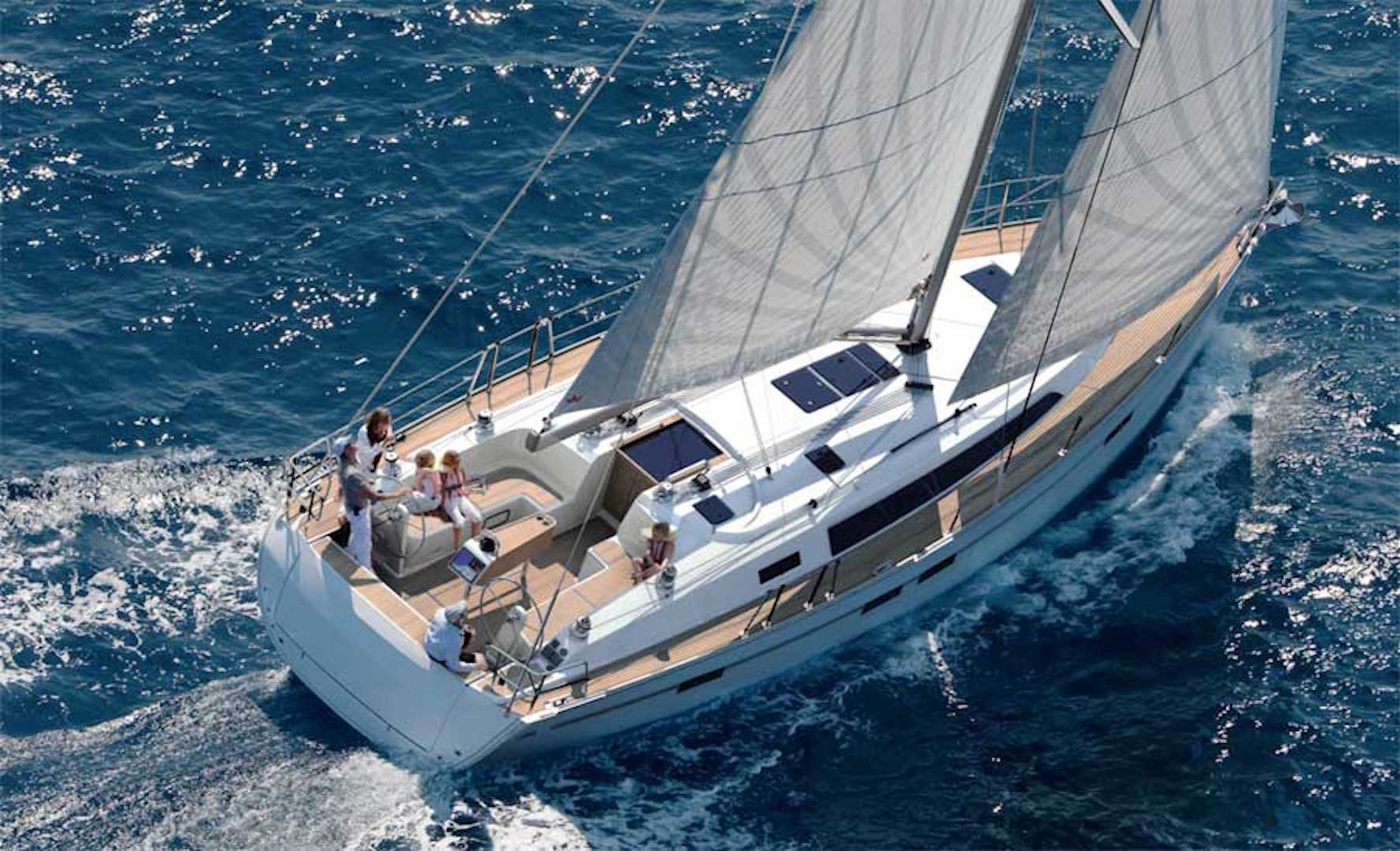 segeln auf einer Bavaria Cruiser 46 / © bavaria-yachtbau.com